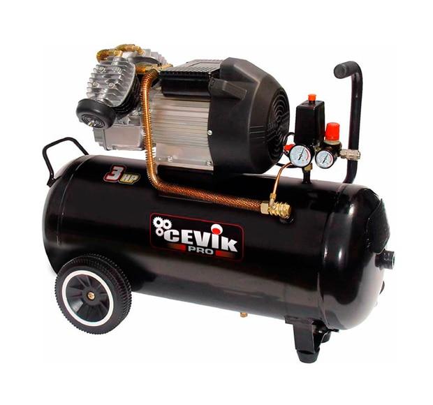 compresor cevik pro 100vx ref 15451793 leroy merlin