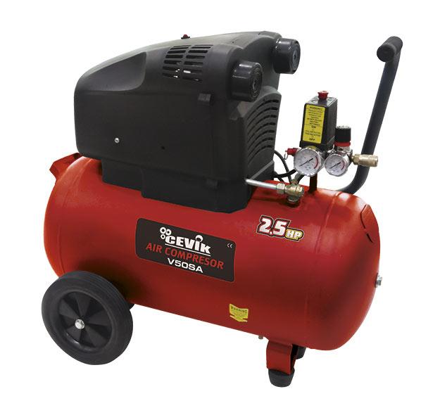 Compresor cevik v50 sa ref 17892980 leroy merlin for Compresor aire leroy merlin