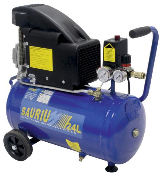 Compresor spw 24l ref 17979465 leroy merlin for Compresor aire leroy merlin