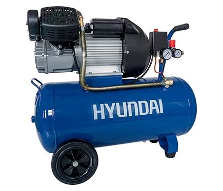 Compresor hyundai hyac50 3v ref 81959617 leroy merlin for Generatore hyundai leroy merlin