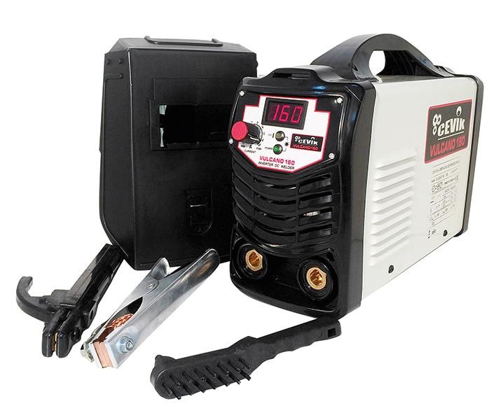 Equipo de soldadura inverter vulcano 160 ref 17513454 - Equipo soldadura electrica ...