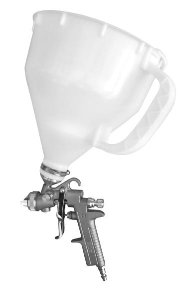 Pistola para pintar cevik ref 15451884 leroy merlin for Pistola aerografo leroy merlin