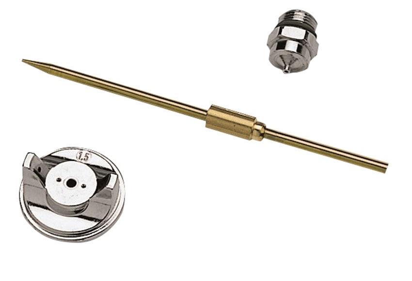 Repuestos para pistola de pintar dexter ref 16982364 for Pistola aerografo leroy merlin