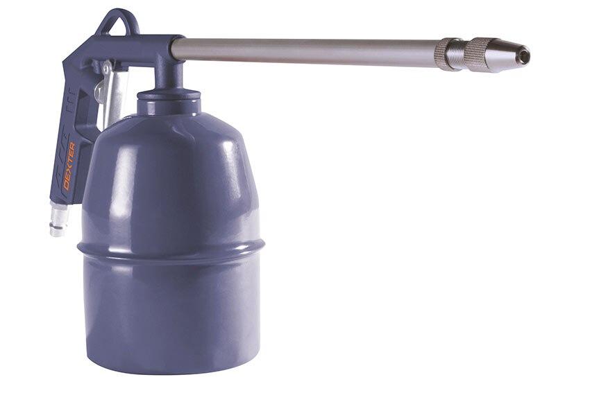 Pistola de petrolear dexter ref 16983155 leroy merlin for Pistola a spruzzo leroy merlin