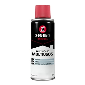 Aceite lubricante 3-EN-UNO (Spray 200 ml)