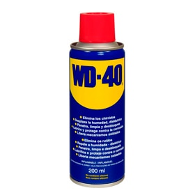 Aceite multiusos WD-40 (Spray 200 ml)