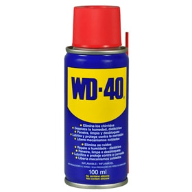 Aceite multiusos WD-40 (Spray 100 ml)