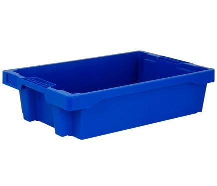 Caja de pl stico tayg euro caja 6415 ref 15199751 leroy - Cajas de plastico ...