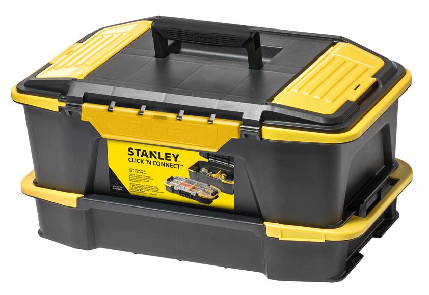 Caja de herramientas stanley ref 16687552 leroy merlin - Caja herramientas stanley ...