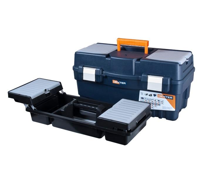 caja de herramientas dexter ref 16985031 leroy merlin