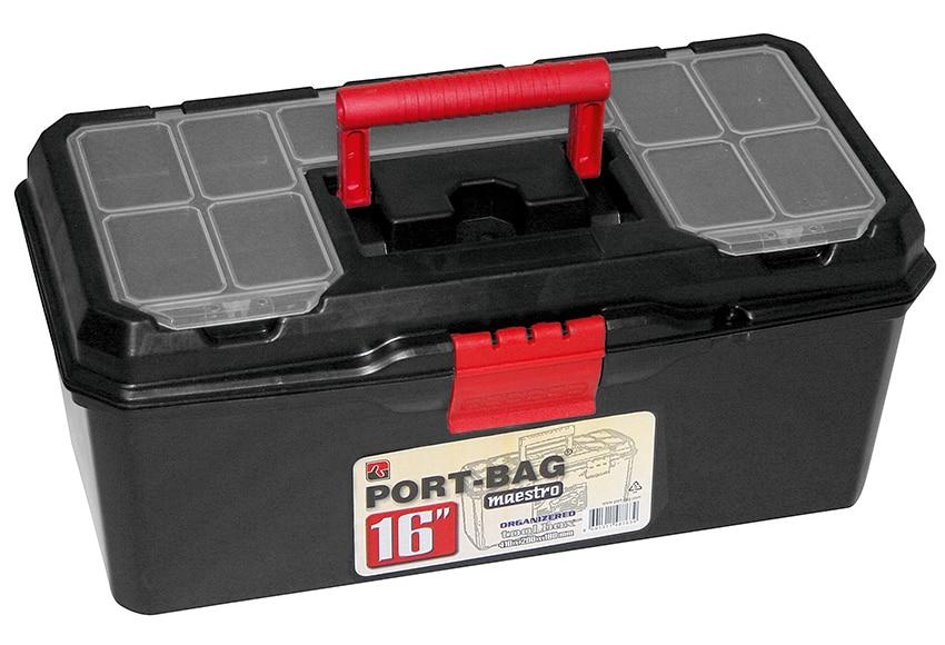 Caja de herramientas maestro 16 39 39 ref 17082884 leroy merlin - Cajas para guardar herramientas ...