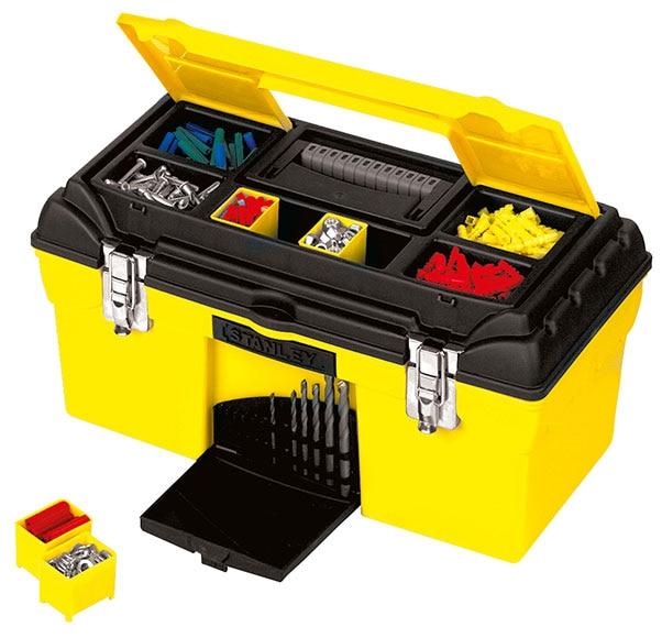 Caja de herramientas stanley 1 92 055 ref 17083031 - Caja con herramientas ...