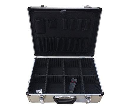 Malet n para herramientas de aluminio dexter ref 18836125 - Maletin de aluminio para herramientas ...