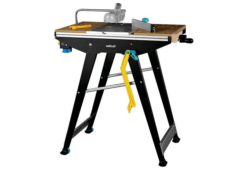 Banco de trabajo plegable master cut 1500 ref 16639980 for Mesa plegable leroy merlin