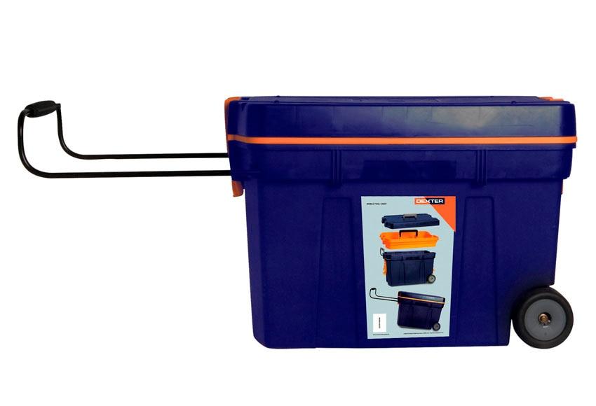Aparador Hemnes Segunda Mano ~ Carro de herramientas horizontal DEXTER Ref 14189483