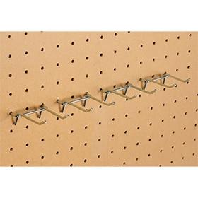 Paneles y ganchos para herramientas leroy merlin - Ganchos para estanterias ...