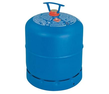 Botella de gas 907 camping popu ref 277571 leroy merlin for Suelos para camping leroy merlin