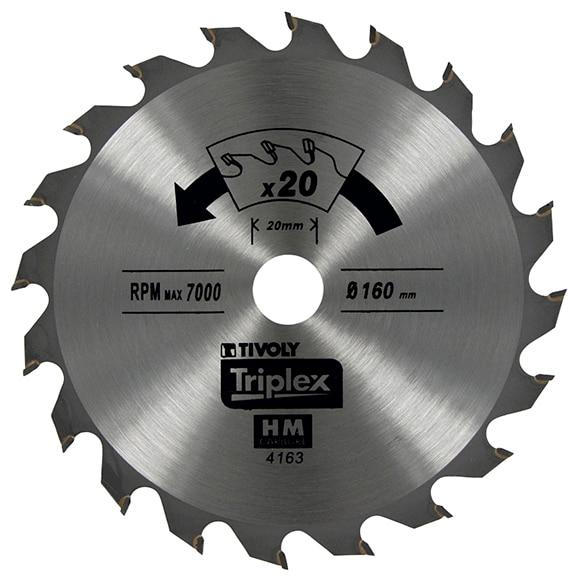 Hoja de sierra circular tivoly ref 16763404 leroy merlin - Mini sierra circular leroy merlin ...