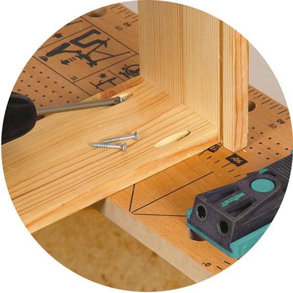 kit para ensamblaje undercover jig ref 12968480 leroy merlin. Black Bedroom Furniture Sets. Home Design Ideas