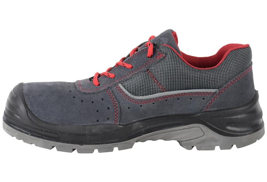 Zapato de seguridad montofri beta ref 81885982 leroy merlin for Zapatos seguridad leroy merlin