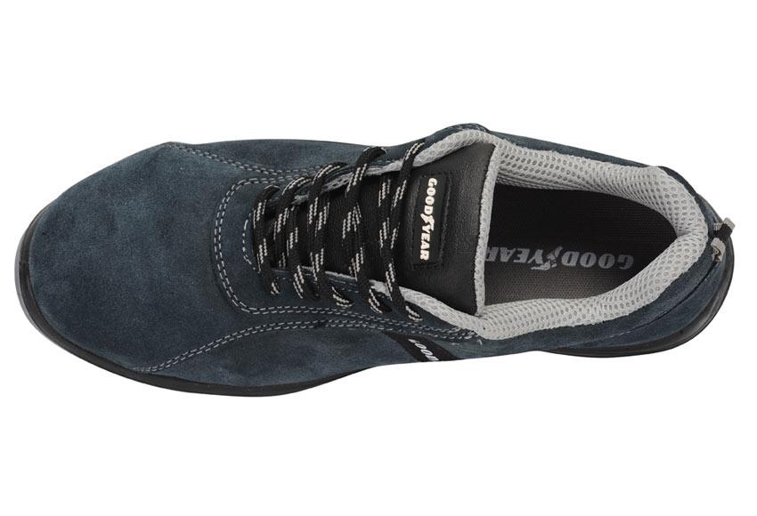 Zapatilla de seguridad goodyear g1383052 ref 14916230 for Zapatos seguridad leroy merlin
