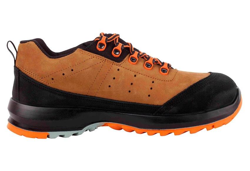 Zapato de seguridad robusta raya ref 19375615 leroy merlin for Zapatos seguridad leroy merlin
