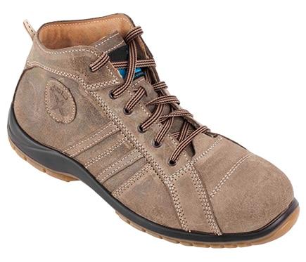 Bota de seguridad ox vintage ref 19374803 leroy merlin for Zapatos seguridad leroy merlin