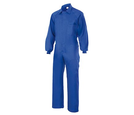 mono de trabajo azul velilla 214 ref 19388761 leroy merlin
