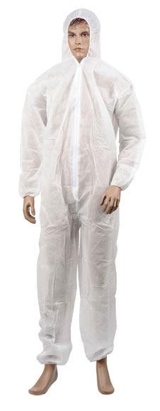 Mono de trabajo blanco dexter t1 ref 18392143 leroy merlin for Mono trabajo leroy merlin