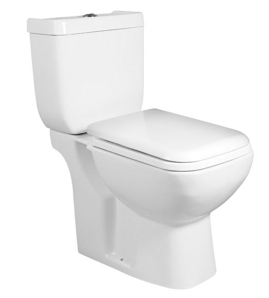Pack de wc con salida al suelo sensea cretta ref 14606494 - Fotos de inodoros ...