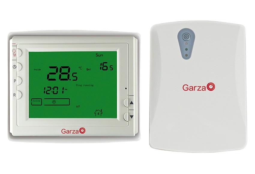 Termostato digital imprex rf garza digital ref 17333225 for Termostato leroy merlin