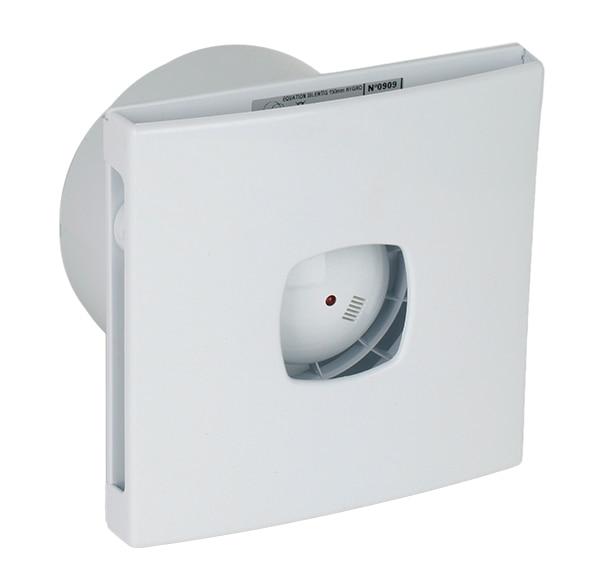 Extractor Baño Higrometro:Extractor de baño Equation Silentis 150 Hygro Ref 14171843 – Leroy