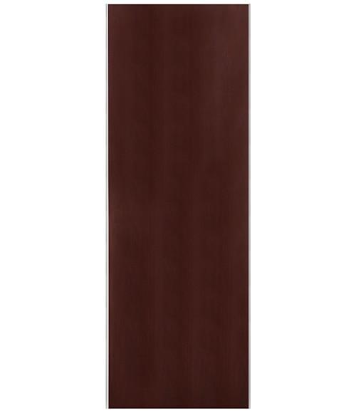 Puerta corredera de armario manet wengu ref 16318750 for Armario puertas correderas wengue