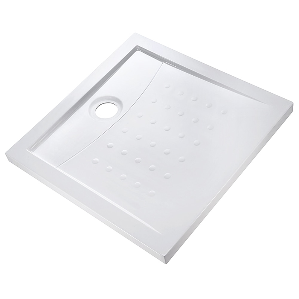 Plato de ducha acr lico corf cuadrado ref 16944130 for Plato de ducha acrilico