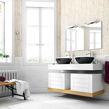 Lavabos leroy merlin - Banos con dos lavabos ...