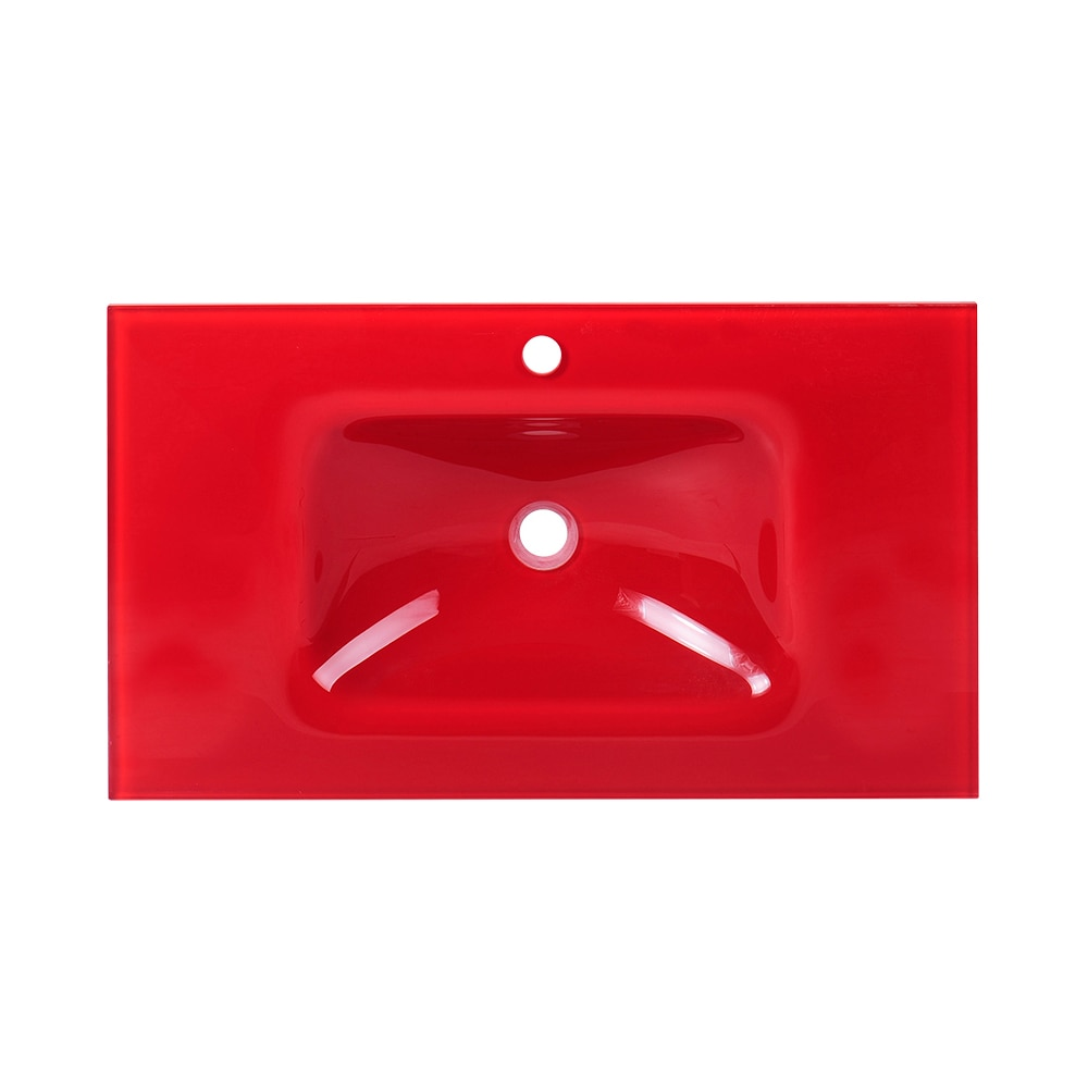 Lavabo de ba o serie cristal normal ref 16735614 leroy - Lavabo de cristal ...