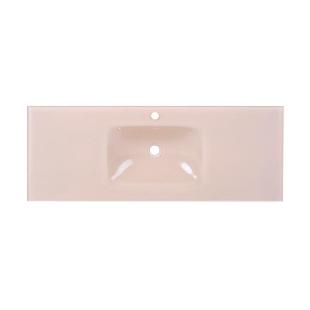 Lavabos Para Baños Cristal:Lavabo de baño SERIE CRISTAL OPTICO Ref 16735411 – Leroy Merlin