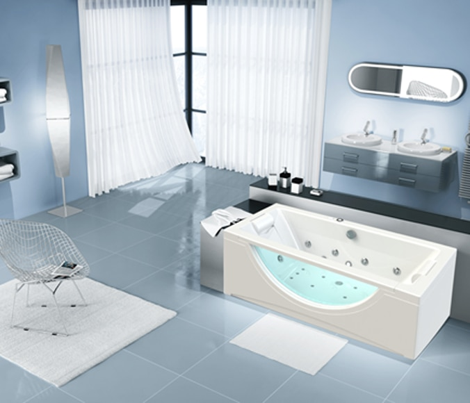 ba era de hidromasaje optima combi d ref 17550890 leroy merlin. Black Bedroom Furniture Sets. Home Design Ideas