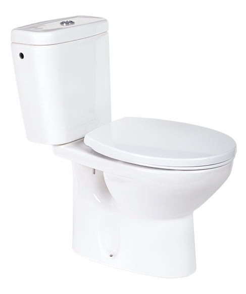 Pack de wc roca mitos salida vertical ref 16859262 for Inodoro salida vertical