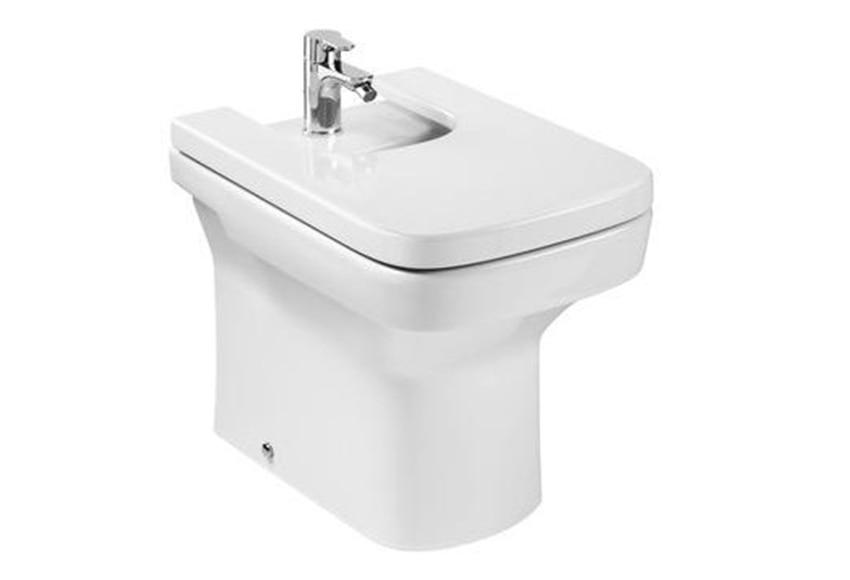 Instalacion Bidet Baño:Bidé de baño Roca Dama-N Ref 16026374 – Leroy Merlin