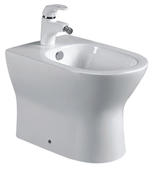 Bid de ba o sensea new rodas ref 16762991 leroy merlin for Banos de asiento en bidet