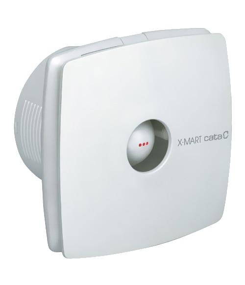 Extractores De Baño Para Falso Techo:Extractor de baño CATA X-MART 120 STANDARD Ref 12234222 – Leroy
