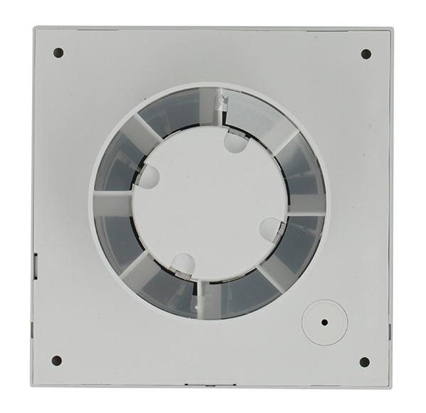 Extractor de ba o s p silent c100 cz silver ref 13647312 - Colocar extractor bano ...