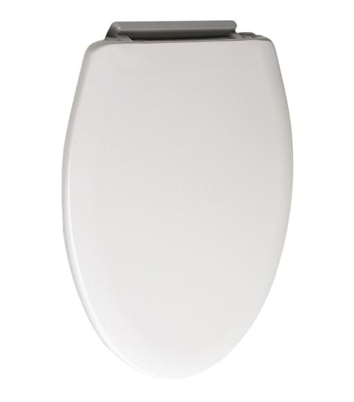 Tapa de wc florit blanco ref 15613983 leroy merlin - Tapas de wc leroy merlin ...