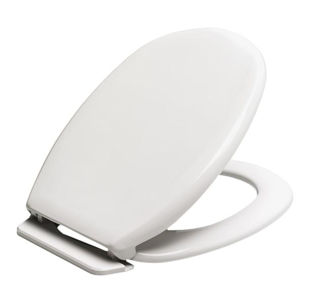Tapa de wc lorinvis blanco ref 15614011 leroy merlin - Tapas de wc leroy merlin ...