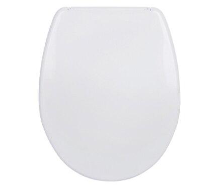 Tapa de wc fresh blanca ref 16567103 leroy merlin for Tapa wc leroy merlin