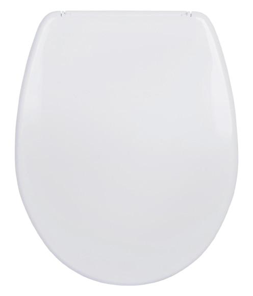 Tapa de wc fresh blanca ref 16567103 leroy merlin - Tapas de wc leroy merlin ...