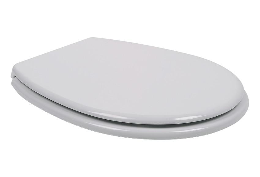 Tapa de wc universal moonlight blanco ref 16627443 - Bricor sanitarios ...