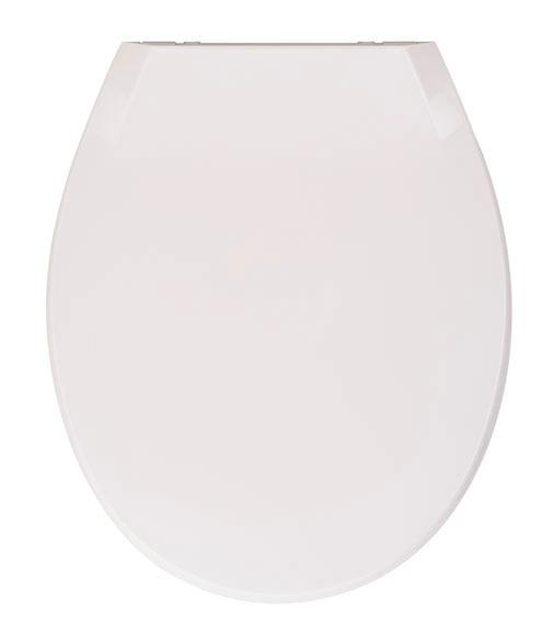 Tapa de wc uno blanca ref 17877811 leroy merlin - Tapas de wc leroy merlin ...