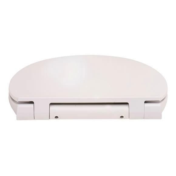 Tapa de wc flash blanca ref 17877846 leroy merlin for Tapas wc leroy merlin